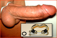 Do cock rings make your penis bigger